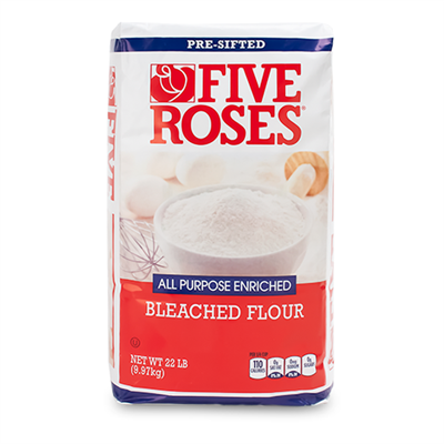 ADM Bakers Five Roses Flour 2 x 22lb (10kg)