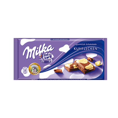 Milka Kuhflecken Happy Cow Choc 23 x 100g