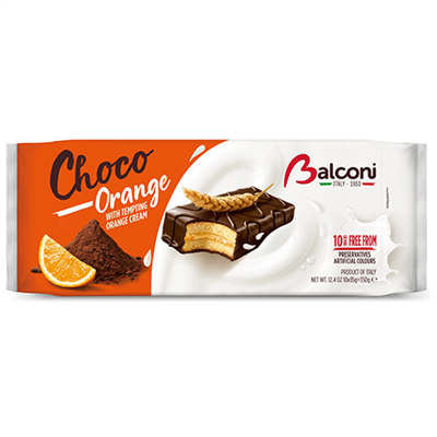 Balconi Choco Orange 15 x 350g