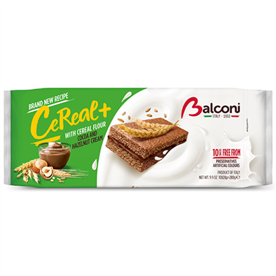 Balconi Snack Cereal Plus 15 x 280g