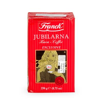 Franck Jubilarna Ground Coffee 24 x 250g
