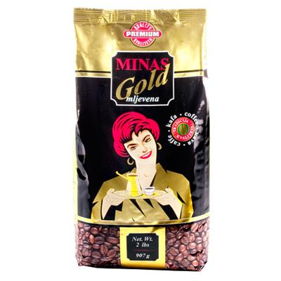Marcaffe Minas GOLD Ground Coffee 12 x 907g