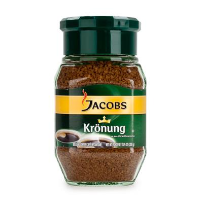 Jacobs Kronung Instant Coffee 6 x 200g