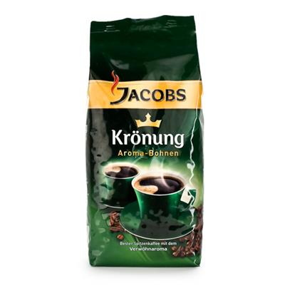 Jacobs Kronung Bohnen Whole Bean 12 x 500g