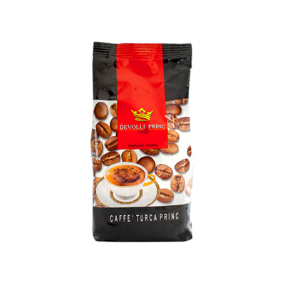 Devolli Princ Caffe Ground Coffee 20 x 500g