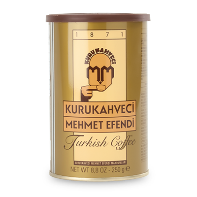 Mehmet Efendi Turkish Coffee 12 x 250g