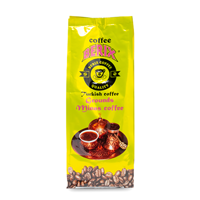 Berix Ground Coffee Yellow 25 x 454g