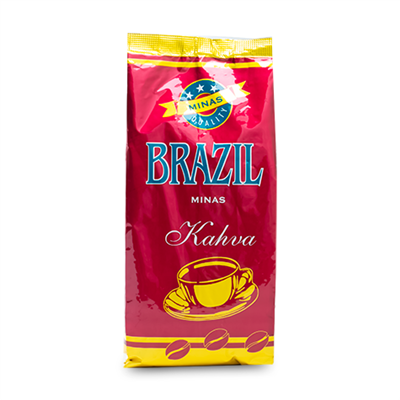 Berix Brazil Ground Coffee 25 x 454g