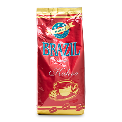 Berix Brazil Ground Coffee 14 x 907g