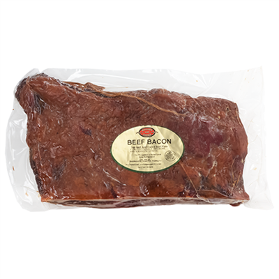 B&S Beef Bacon     (per lb)