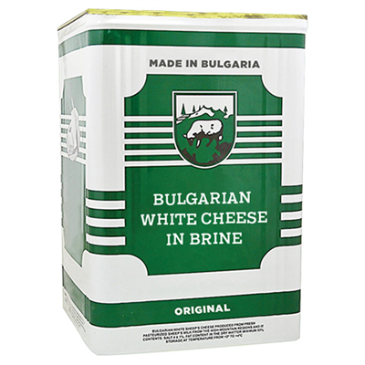 Balkan Dairy Regular Feta Cheese Sheep 12kg
