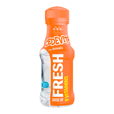 Cedevita Fresh Orange 12 x 345ml  *DC*
