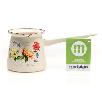 Metalac Dzezva Enamel Coffee Pot 4cm