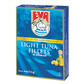 Eva Light Tuna Fillets in Olive Oil 30 x 115g