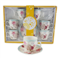 Coffee Service Set 12pc 100ml LS06-G